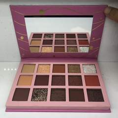 15 color eyeshadow palettes supplier from China
